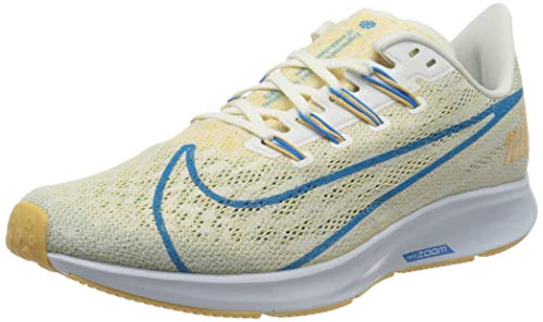 W Air Zoom Pegasus 36 JDI, Zapatillas de Running para Mujer Nike de color Azul