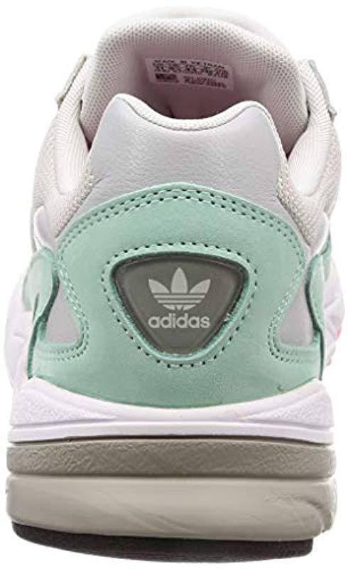 Falcon W, Zapatillas de Deporte para Mujer adidas de color Gris