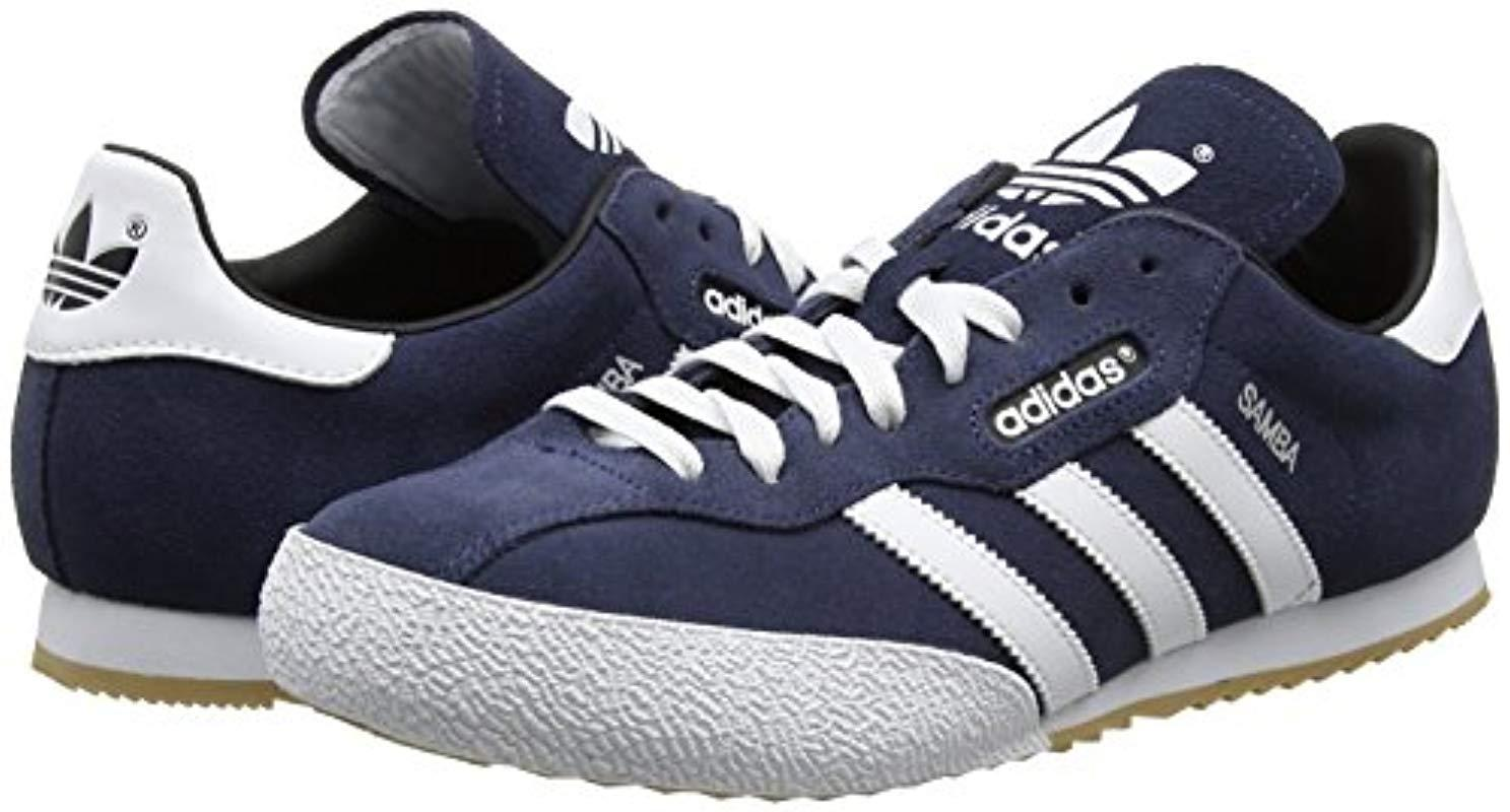 adidas Sam Super Suede Fitness Shoes in