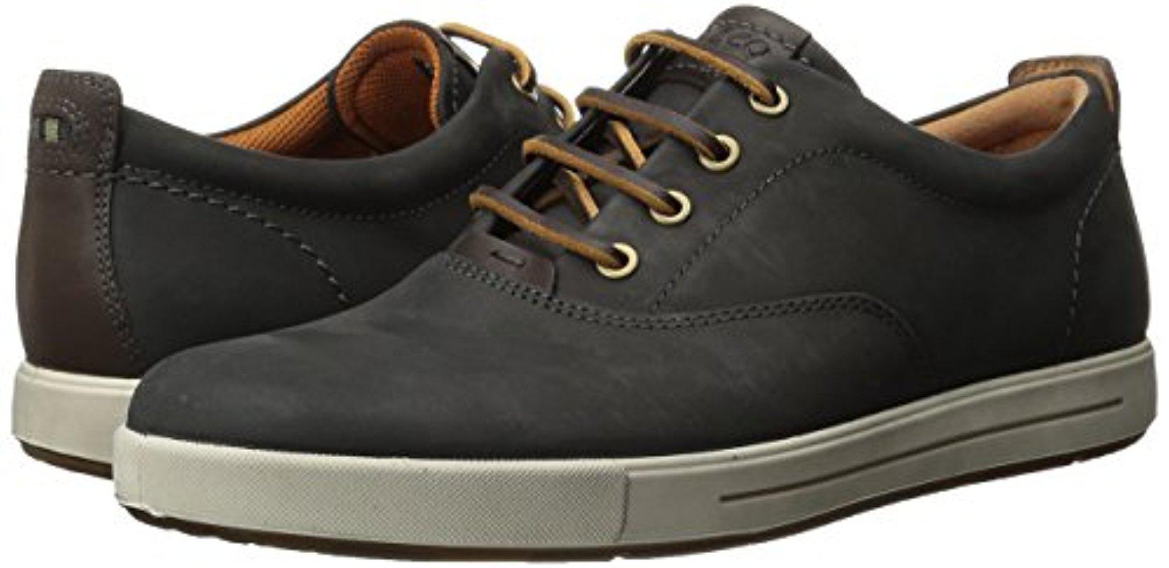Ecco Leather Eisner Tie Walking Shoe in