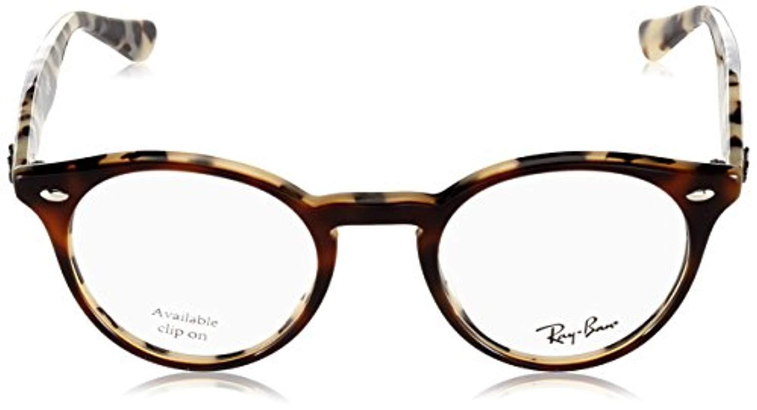 efaa3360789b6 Ray-Ban  s 0rx 2180v 5676 47 Optical Frames