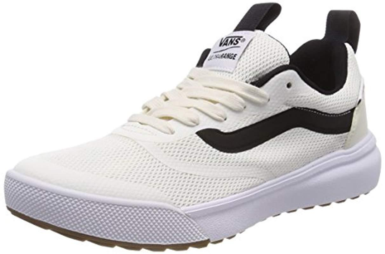 02fb753162e Vans Unisex Adults  Ultrarange Rapidweld Trainers in White for Men ...
