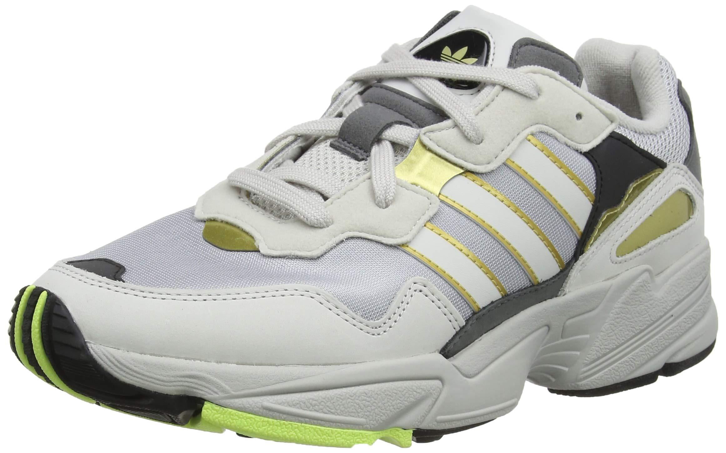 96 - Chaussures de Gymnastique adidas pour homme en coloris Gris ...