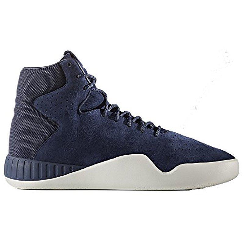 adidas Originals. Men's Blue Tubular Instinct Fashion Sneaker