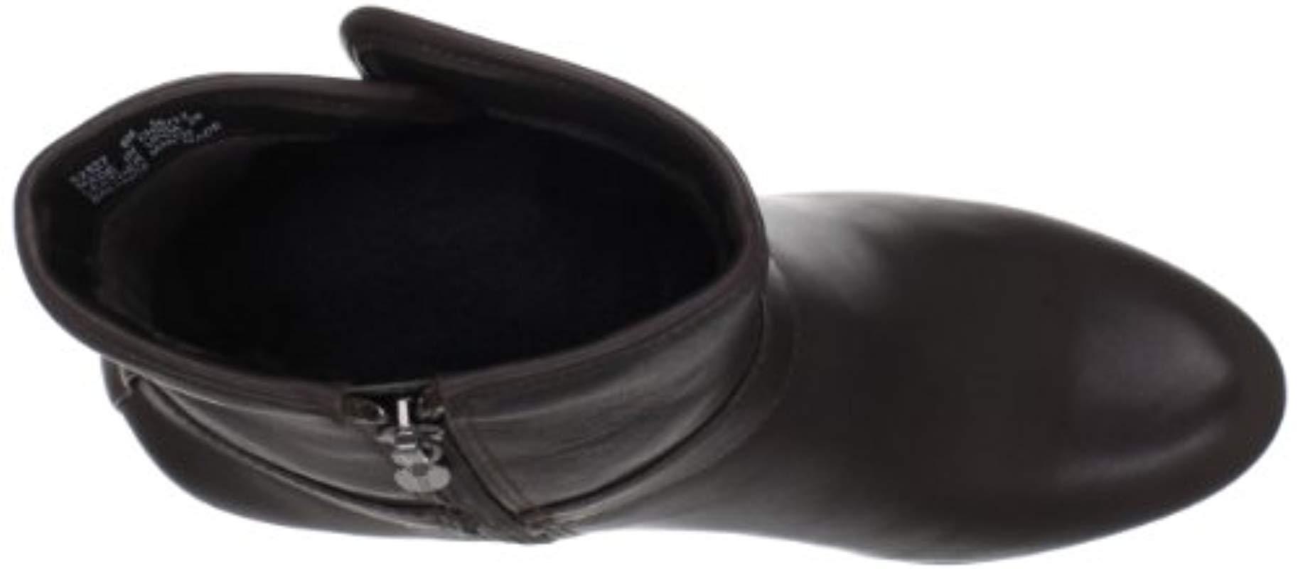 Clarks Leather Study Grade in Dark Brown (Brown)
