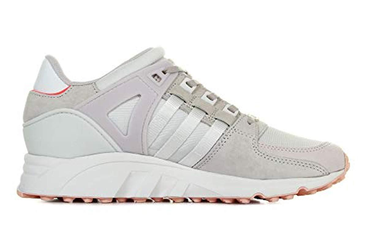 the best attitude c7128 66d1e Adidas Unisex Adults Eqt Support Rf Low-top Sneakers in Whit