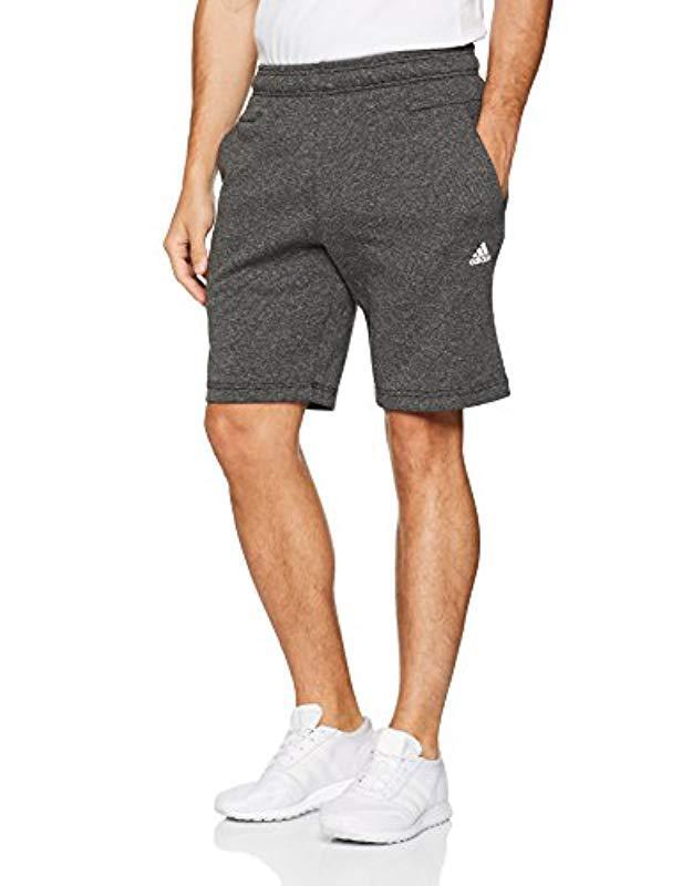 8498f62edf adidas M Id Stadium Sh Sports Shorts in Black for Men - Lyst