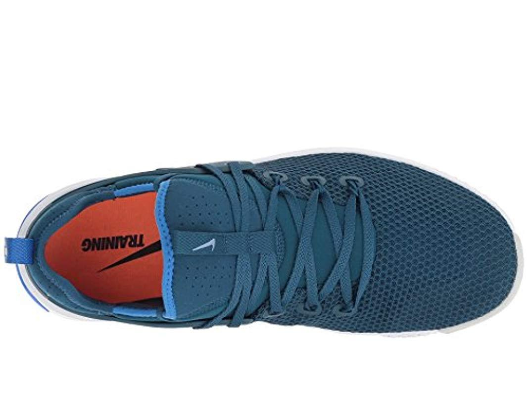 69b39429c9d7 Nike - Blue Free Metcon Competition Running Shoes for Men - Lyst. View  fullscreen