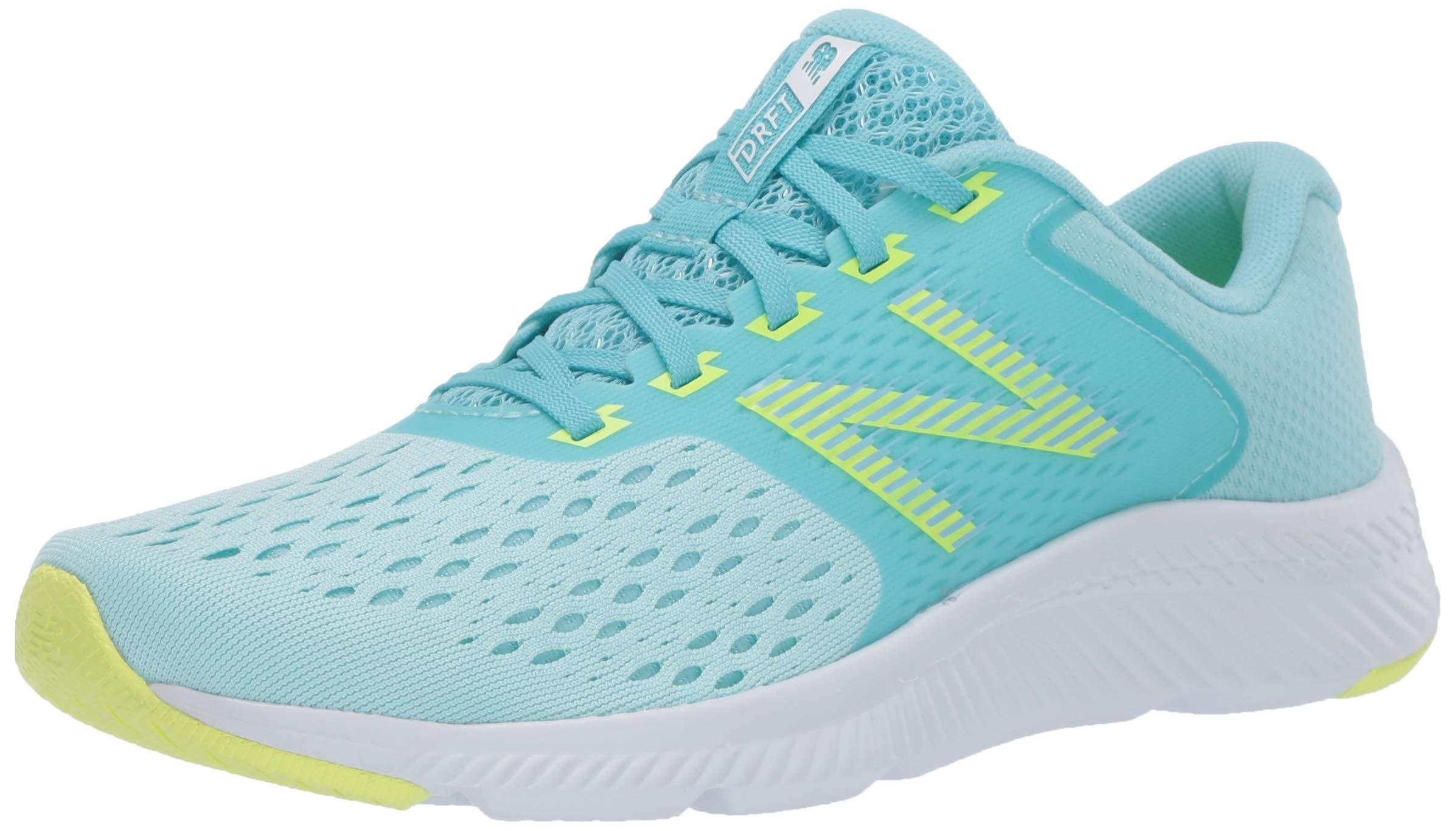 New Balance Synthetic Drft V1 Running Shoe in Blue/Green (Blue ...