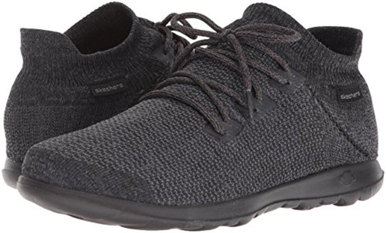 Skechers Women/'s Go Walk Lite-15375 Wide Sneaker
