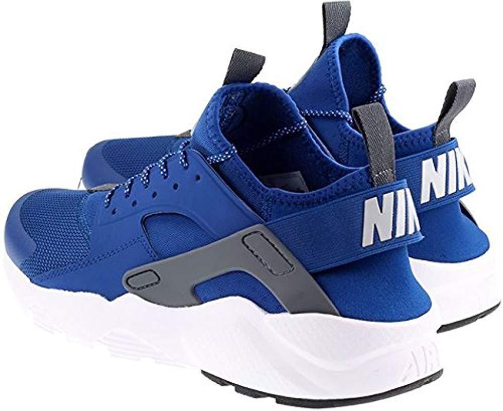bdb4b3c5fc73 Nike - Blue Air Huarache Run Ultra Gymnastics Shoes for Men - Lyst. View  fullscreen