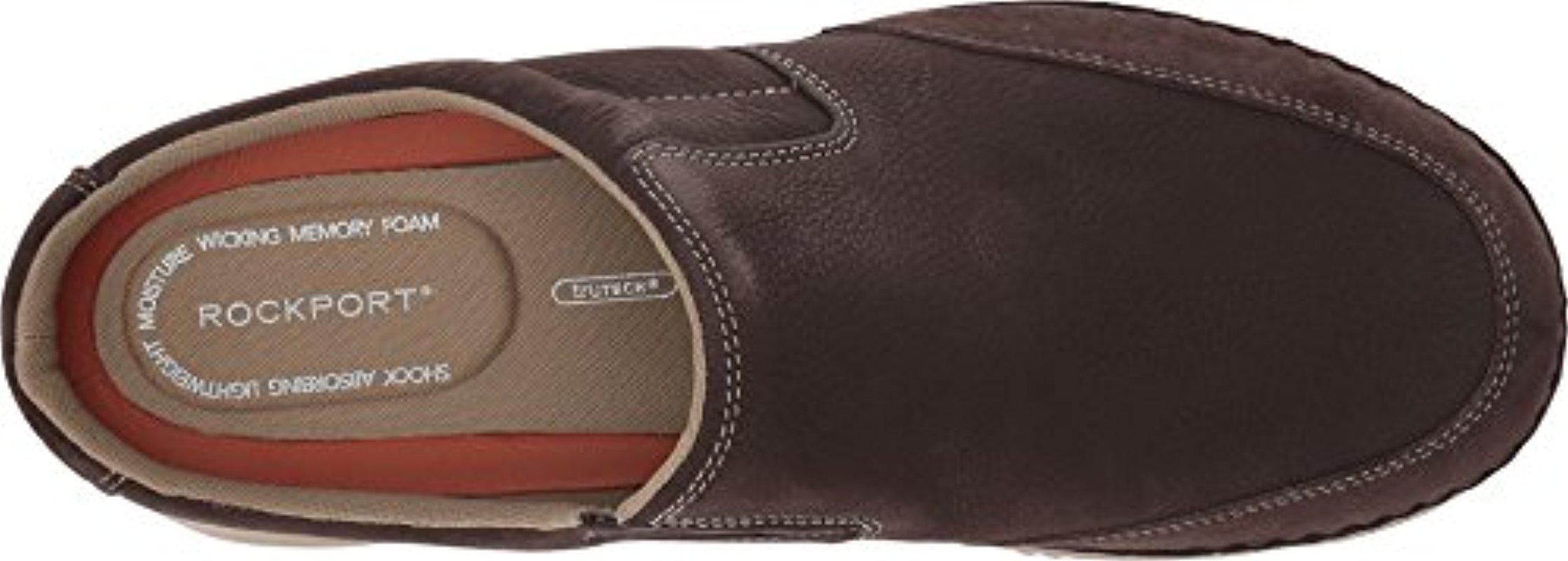 Rockport Men/'s RocSports Lite Five Clog Shoe