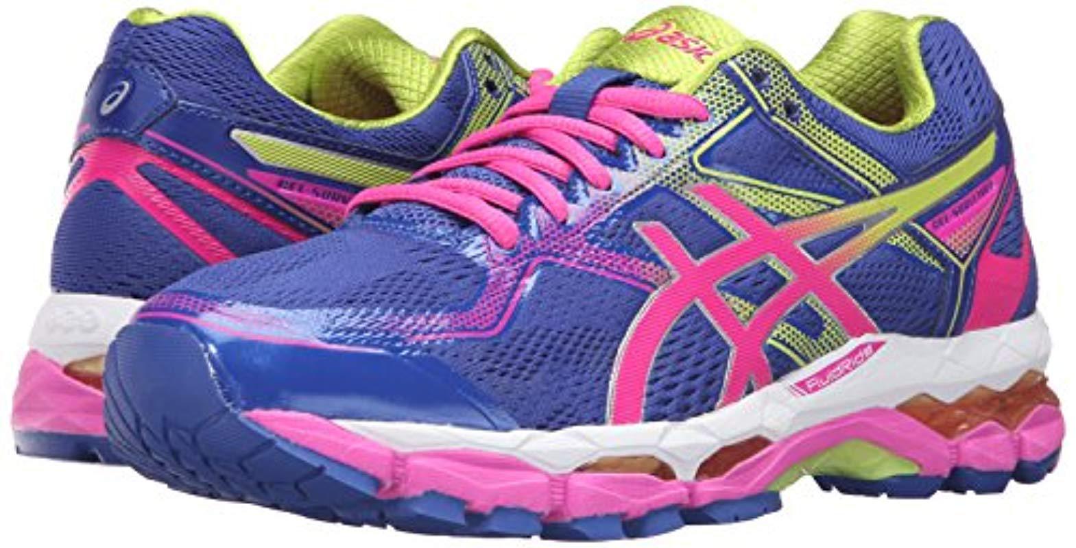 amplia selección de colores y diseños calidad autentica navegar por las últimas colecciones Asics Gel-surveyor 5 Running Shoe in Pink - Lyst