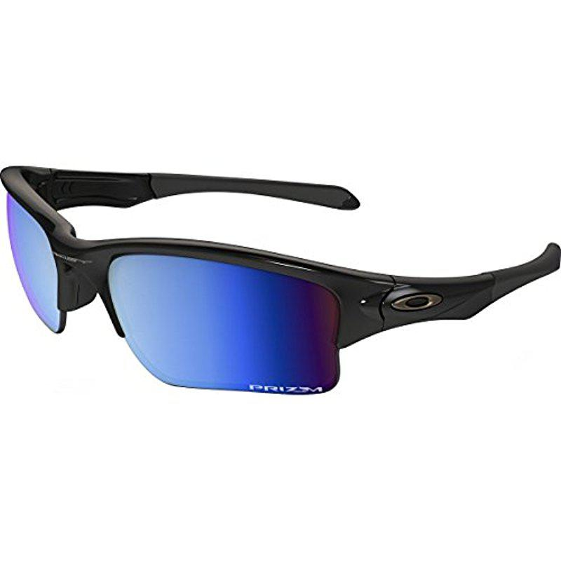 2a03318b95c Oakley. Men s Quarter Jacket Non-polarized Iridium Rectangular Sunglasses  ...