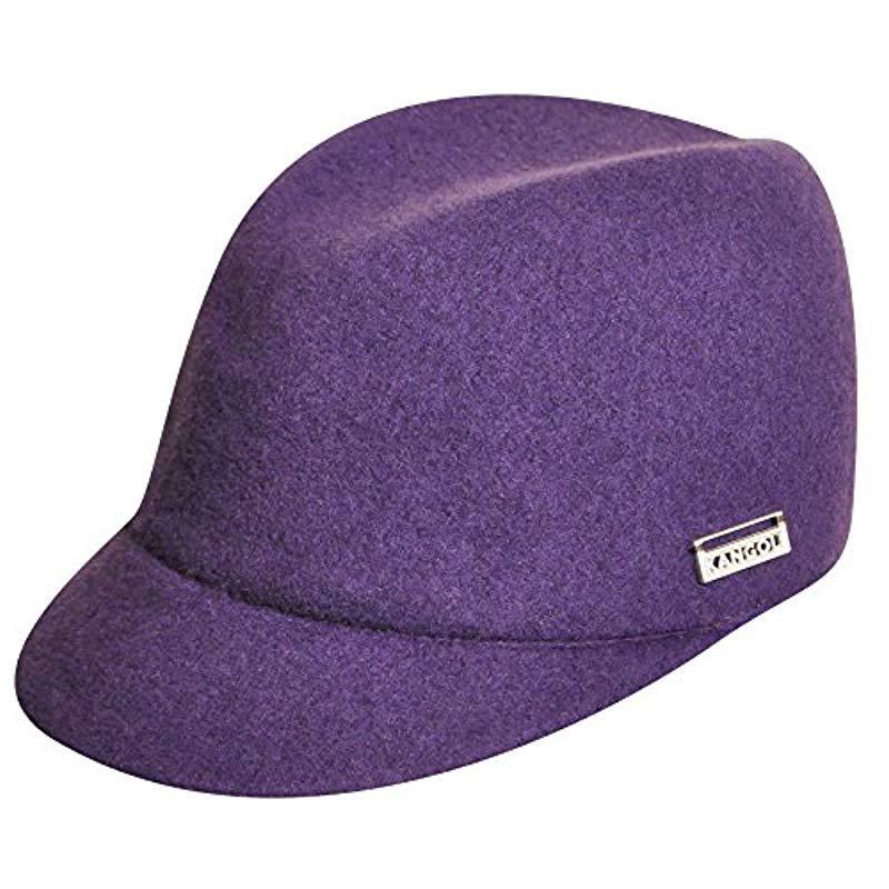 d12059096c4 Lyst - Kangol Wool Colette in Purple for Men