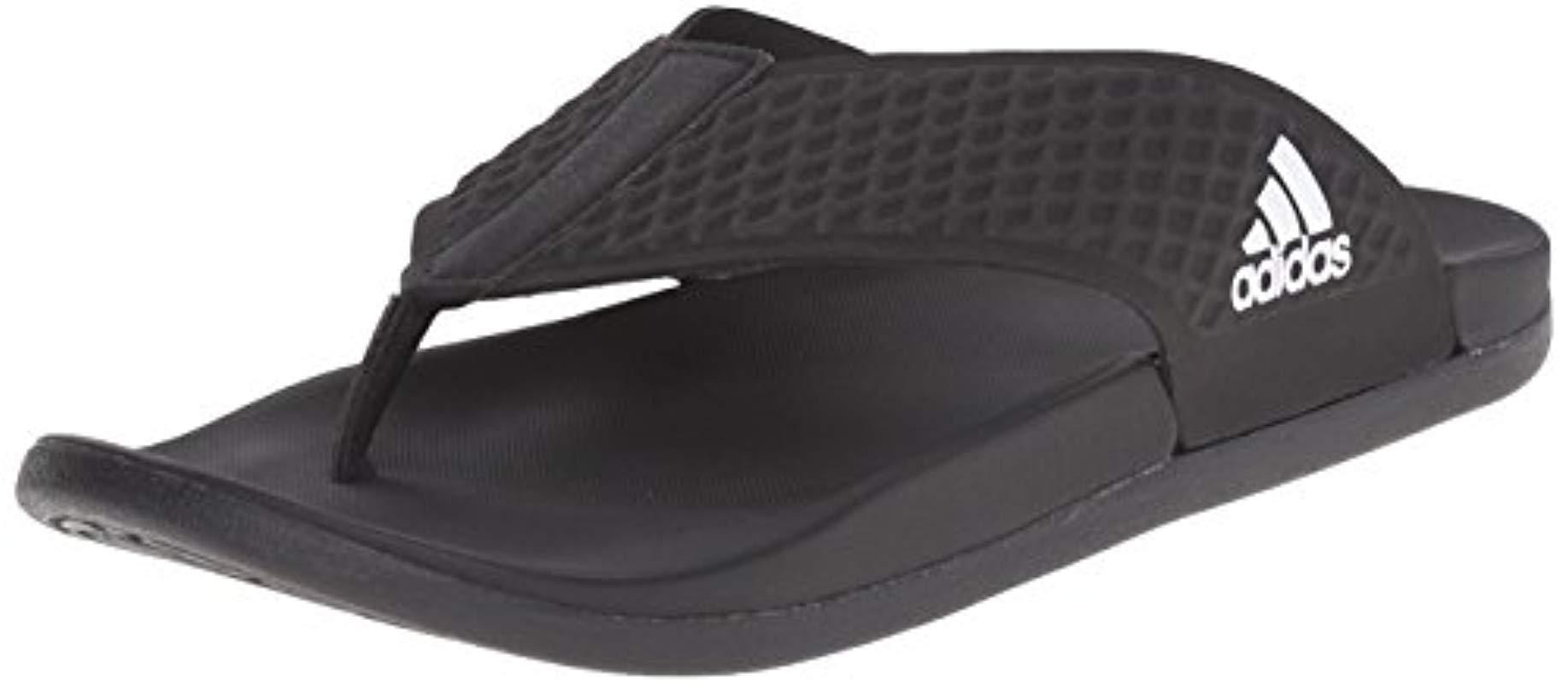 f50909c0f703 Lyst - adidas Adilette Cf Ultra Y Athletic Sandal in Black for Men