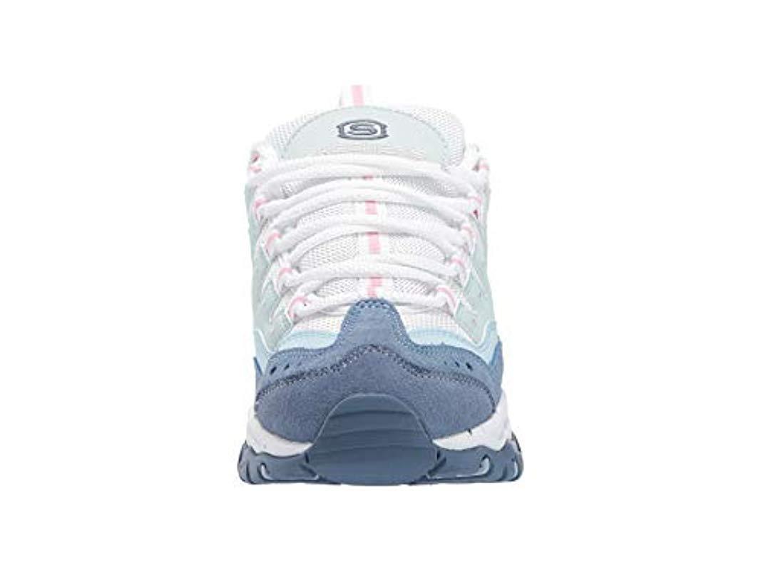 Energy Skechers de color Azul