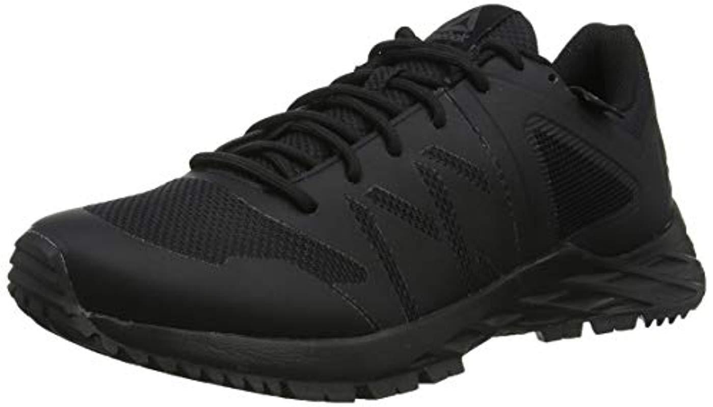 Reebok Black Rbk Astroride Trail Gtx Fitness Shoes