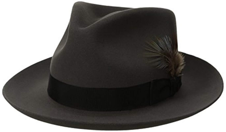 e5499984348fe Stetson Stetspm Chatham Royal Deluxefur Felt Hat in Gray for Men ...