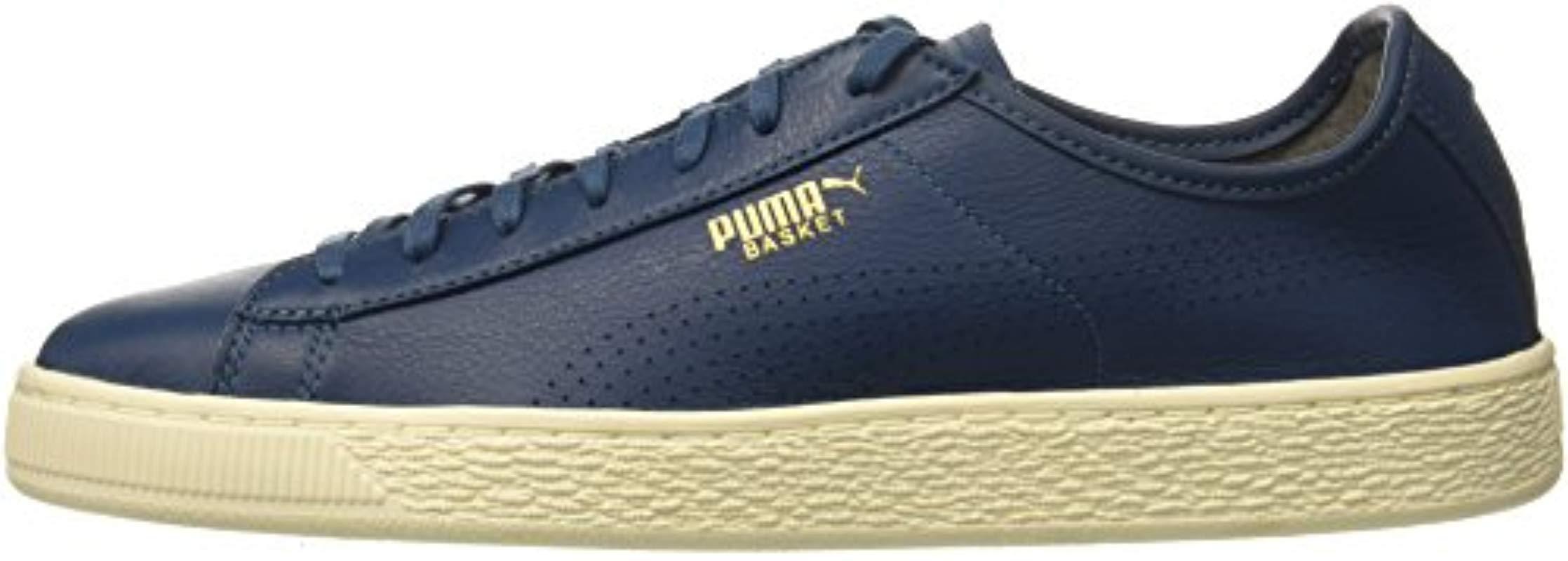 puma basket classic soft