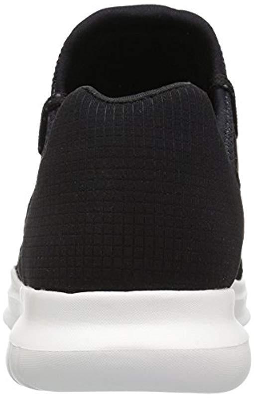 Skechers Go Run Mojo-verve Sneaker in Black/White (Black)