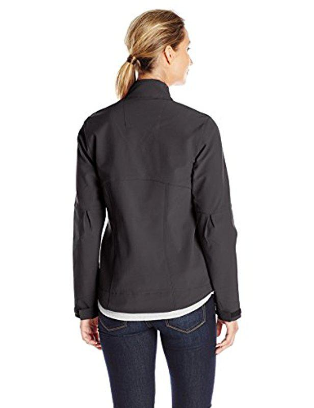 1a95b228fd665 Lyst - Carhartt Denwood Softshell Jacket in Black - Save 60%