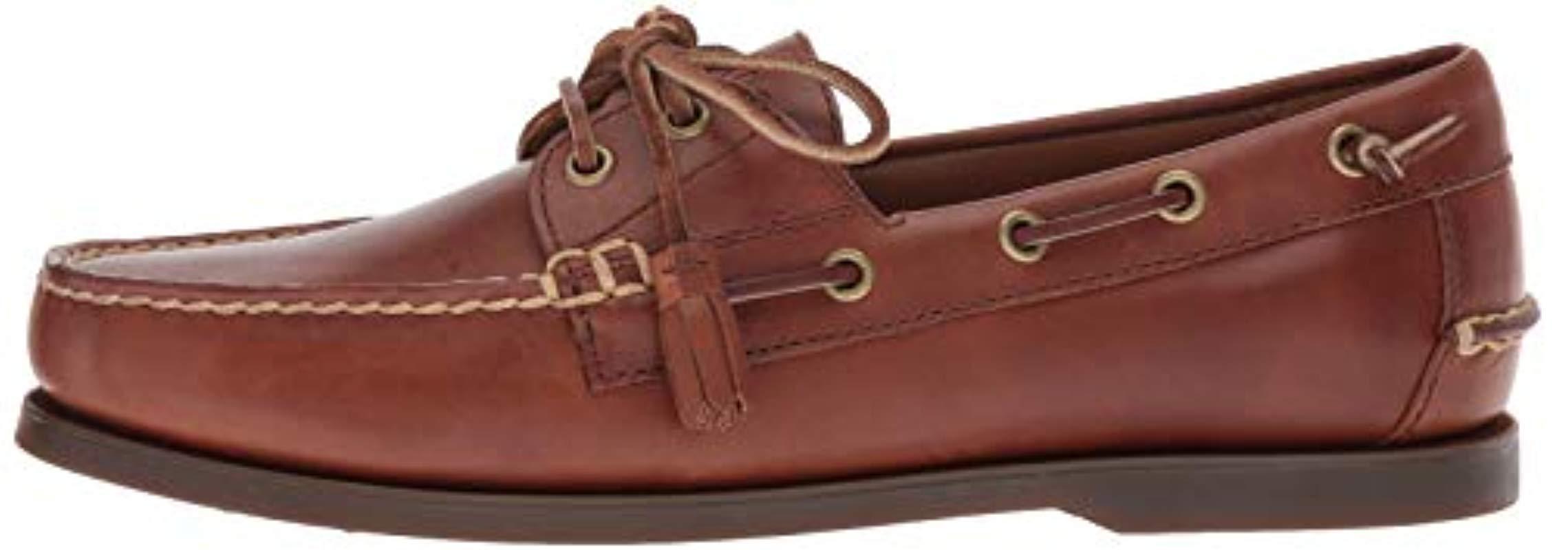 Polo Ralph Lauren Merton Boat Shoe for
