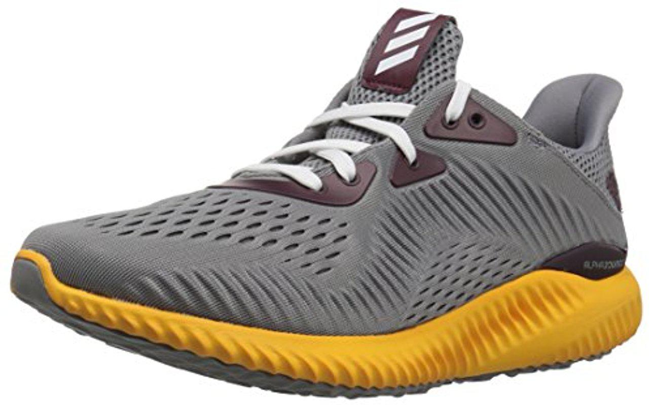 new arrival ebf97 7507d adidas-originals-GreyCollegiate-GoldBlack-Alphabounce-Em-U-Running-Shoe.jpeg