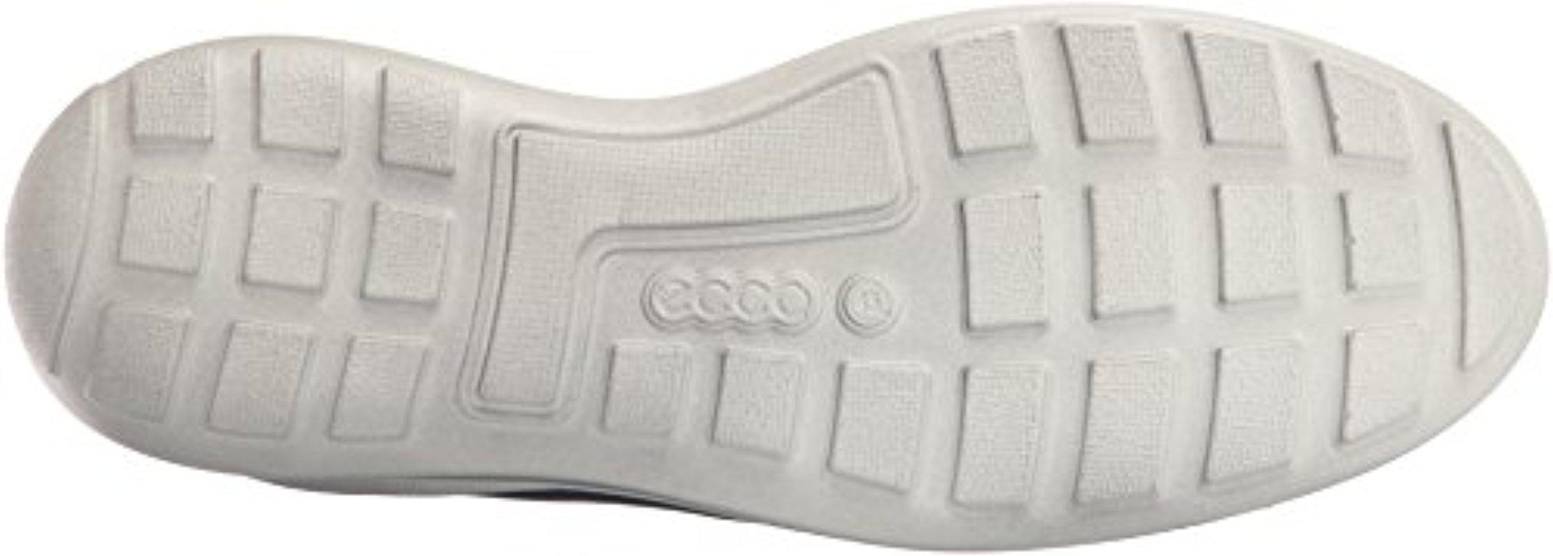 Lyst - Ecco Transit Tie Fashion Sneaker 646cab7f1