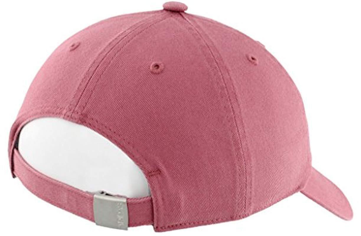 e82b6cbe3fcb5 Adidas Pink Saturday Cap