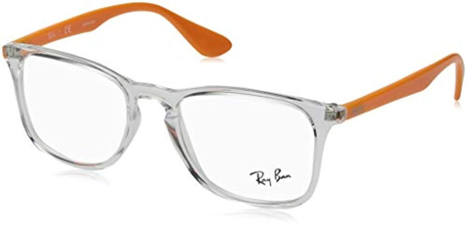 be53eb8044 Ray-Ban 0rx 7074 5736 50 Optical Frames