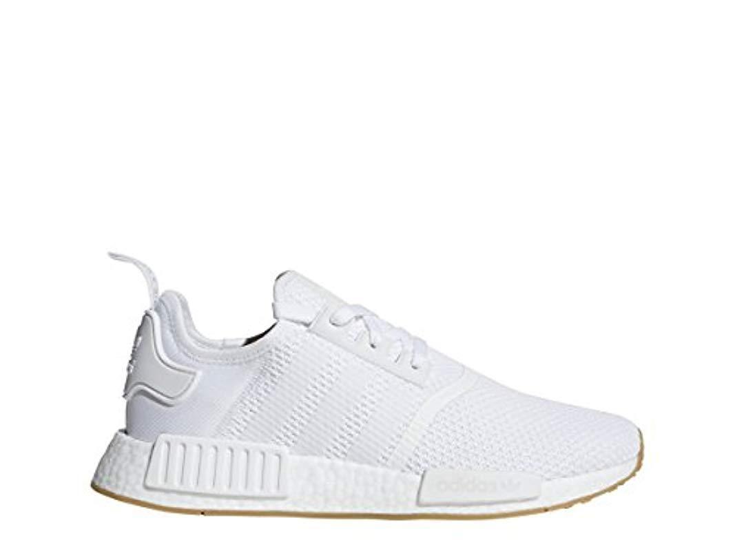 7ef2c787dec04 Lyst - adidas Originals Nmd r1 Running Shoe in White for Men