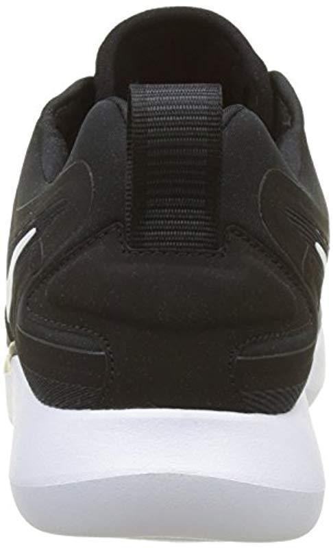 Wmns Lunarsolo, Zapatillas de Trail Running para Mujer Nike de color Negro