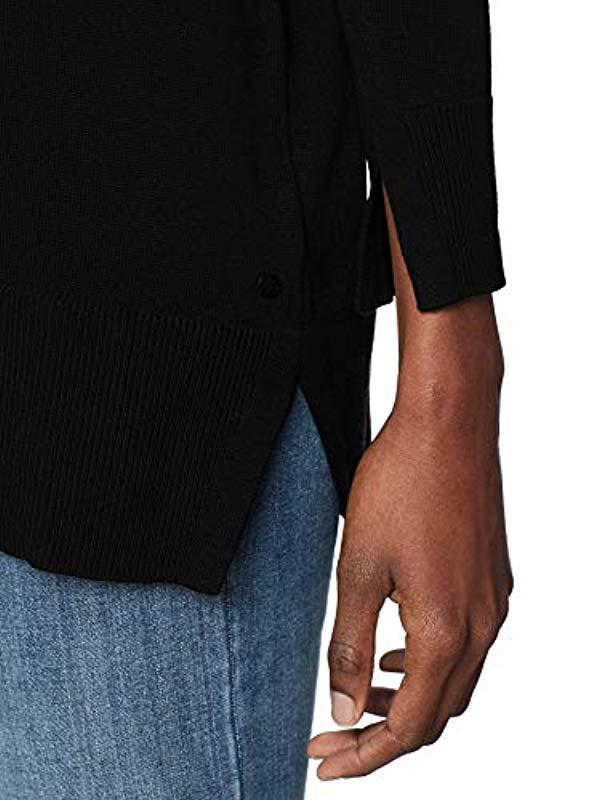 9.01531E+11 T-Shirt À ches Longues Marc O'polo en coloris Noir - 25 % de réduction