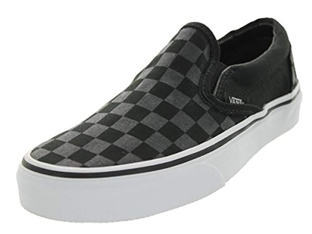 234679eab6 Vans Unisex Adults  Classic Slip On in Black for Men - Lyst