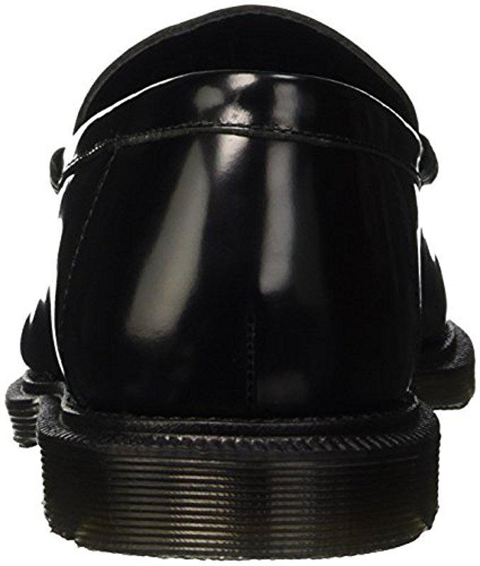 Dr. Martens Synthetic Penton Penny Loafer in Black for Men ...
