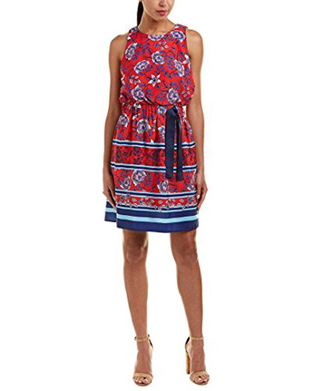 7fc4993c231a Lyst - Eliza J A-line Dress in Red - Save 70%