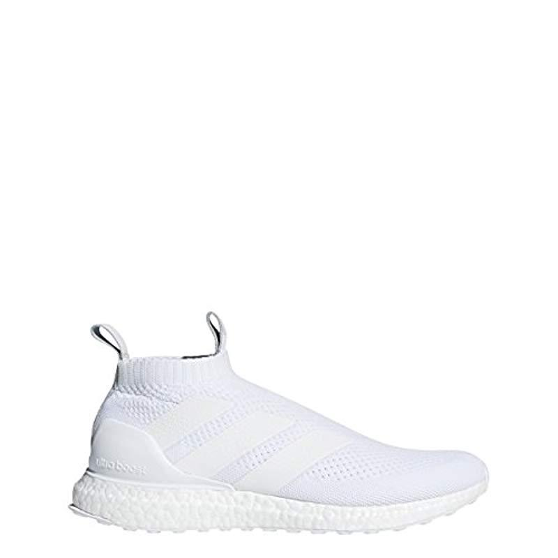 super popular best selling run shoes adidas Rubber A16+ Ultra Boost - Ac7750 in White for Men - Lyst
