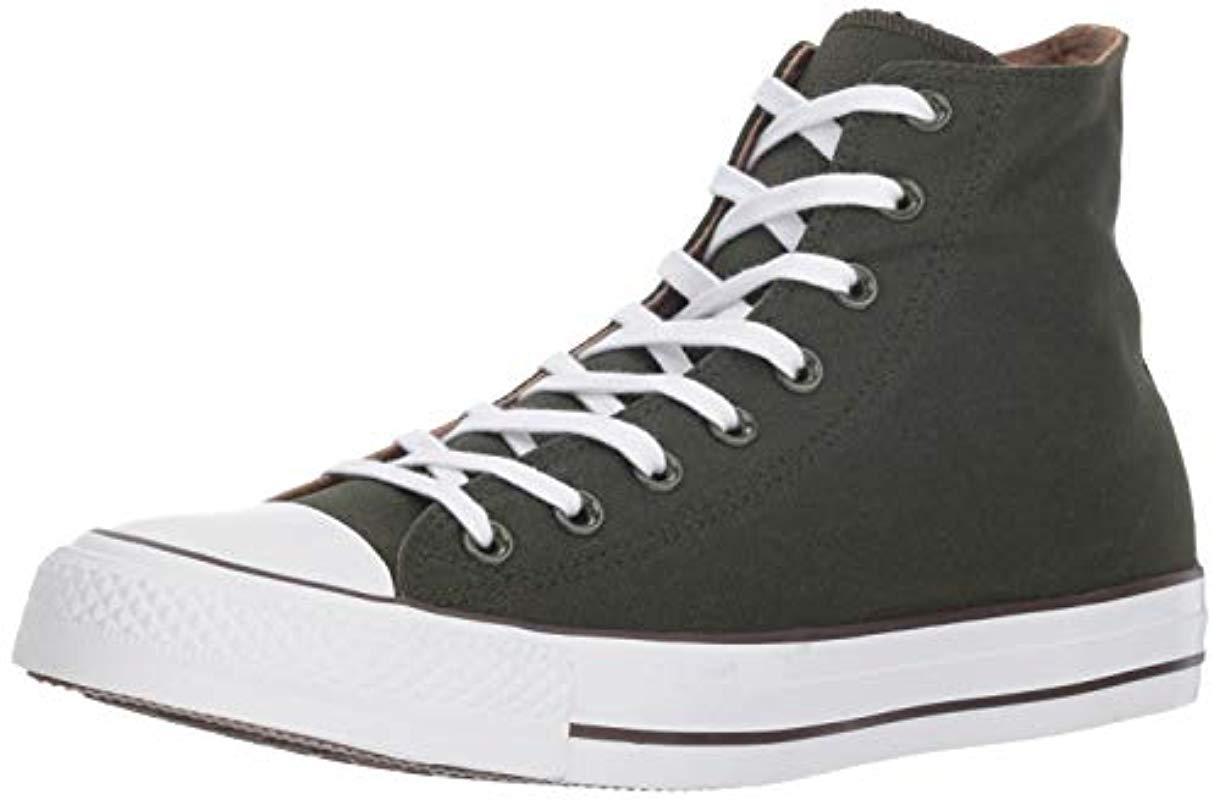 6c853258876 Converse Chuck Taylor(r) All Star(r) Seasonal Color Hi (cool Grey ...