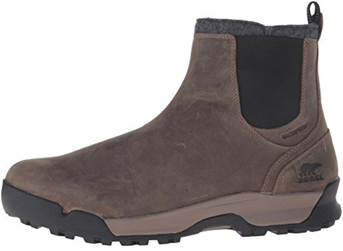 Paxson Chukka Waterproof-245 Snow Boot