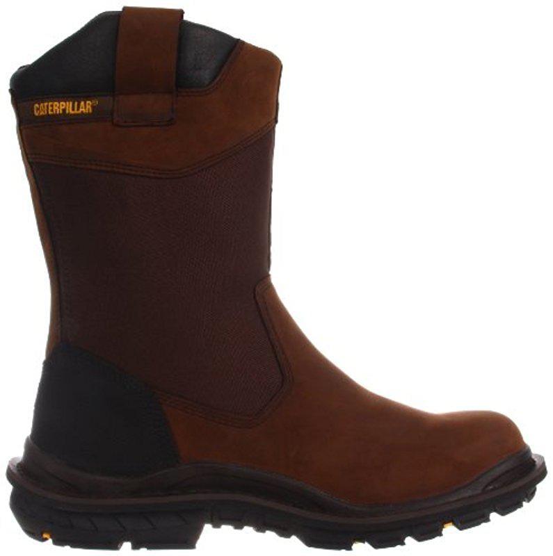 Grist Waterproof Steel Toe Work Boot