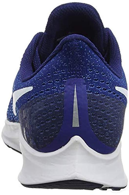 a392e16adfe Nike - Air Zoom Pegasus 35 Running Shoes Indigo Force white photo Blue  Void. View fullscreen