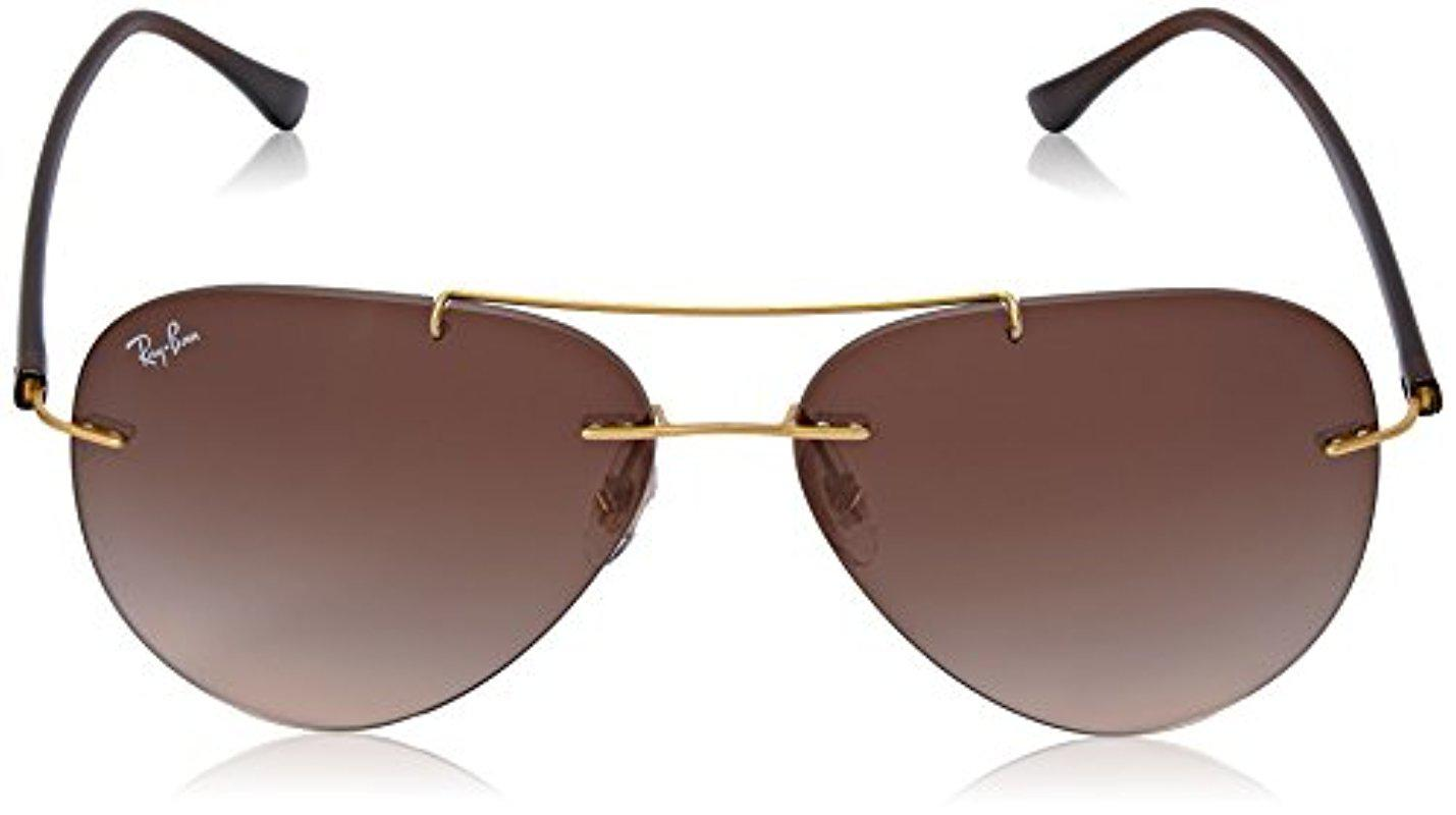 551cb6cbad Ray Ban Titanium Gold « One More Soul