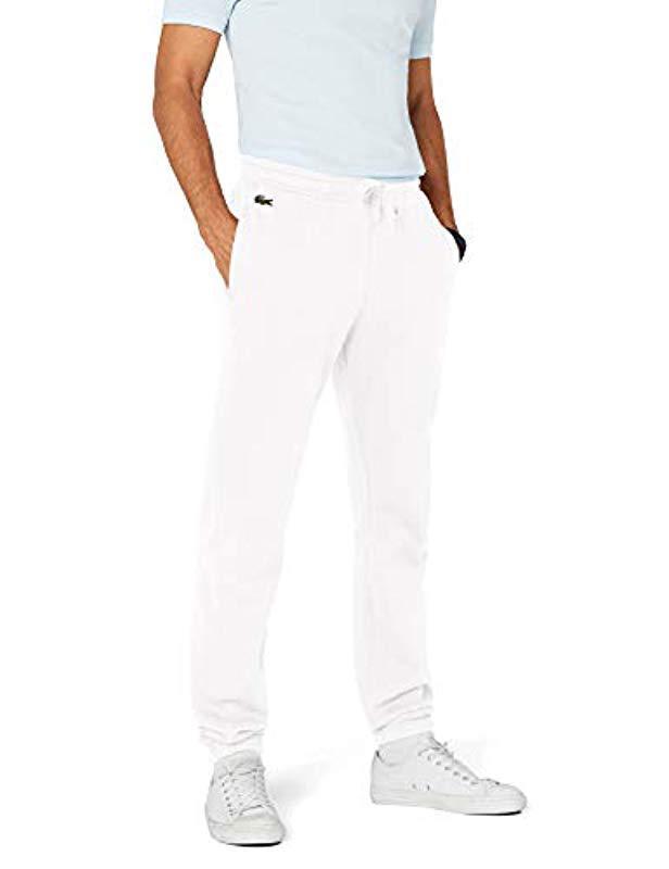 e7004eb37f Lyst - Sport XH2234, Pantalon de sport Homme Lacoste pour homme en ...