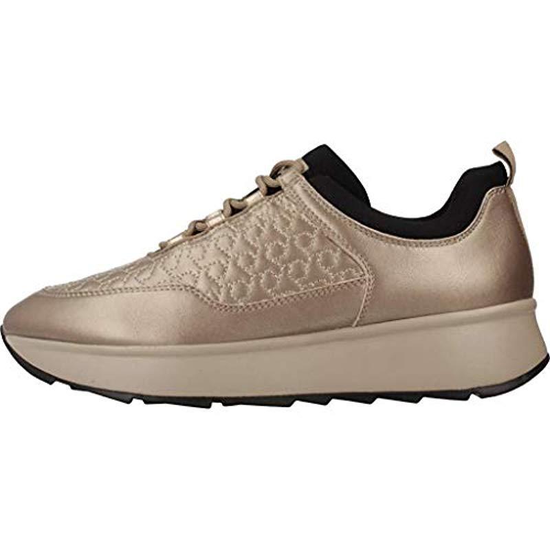 D Gendry C, Zapatillas para Mujer Geox