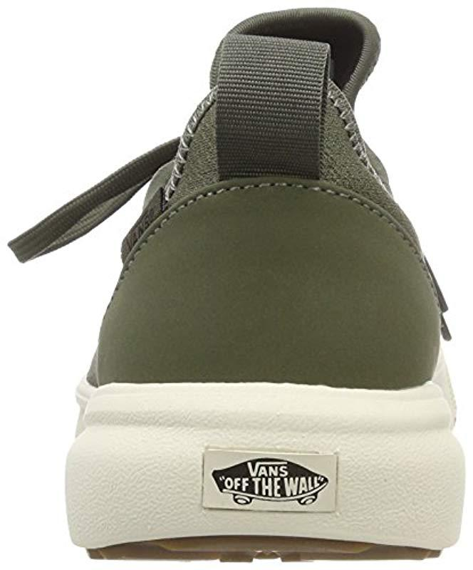 Vans Unisex Adults  Ultrarange Ac Trainers in Green - Lyst adae565e2
