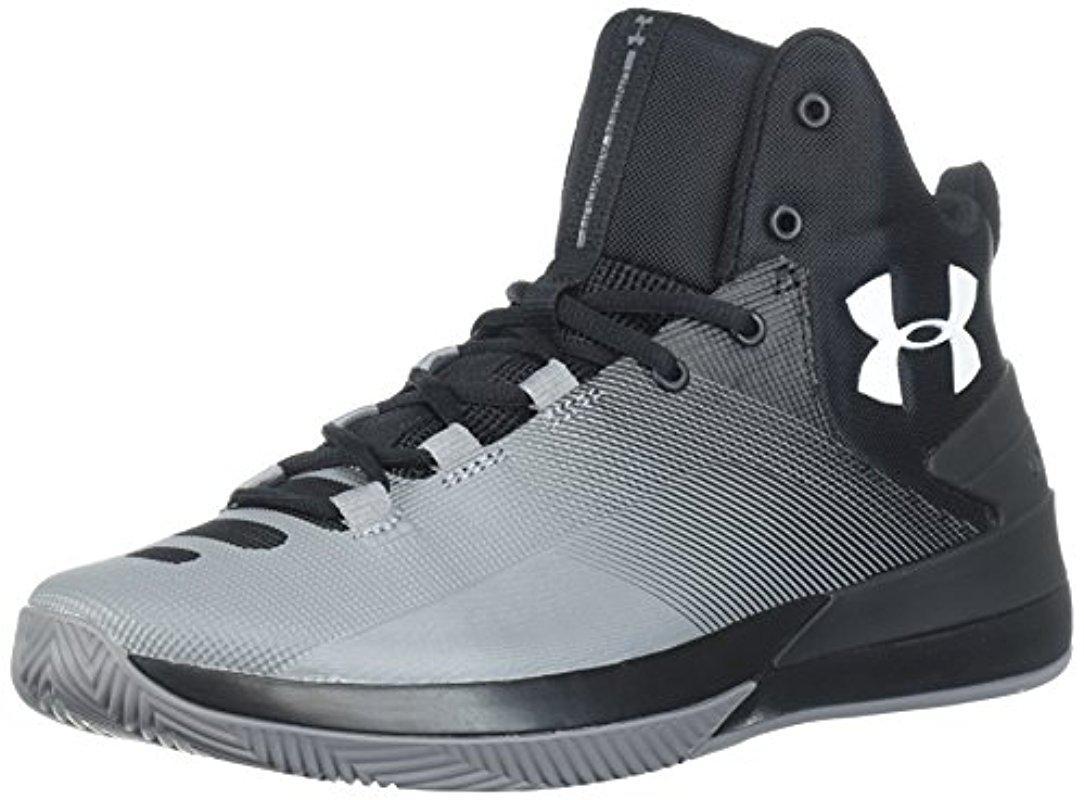 Ua Rocket 3 Basketball Shoes