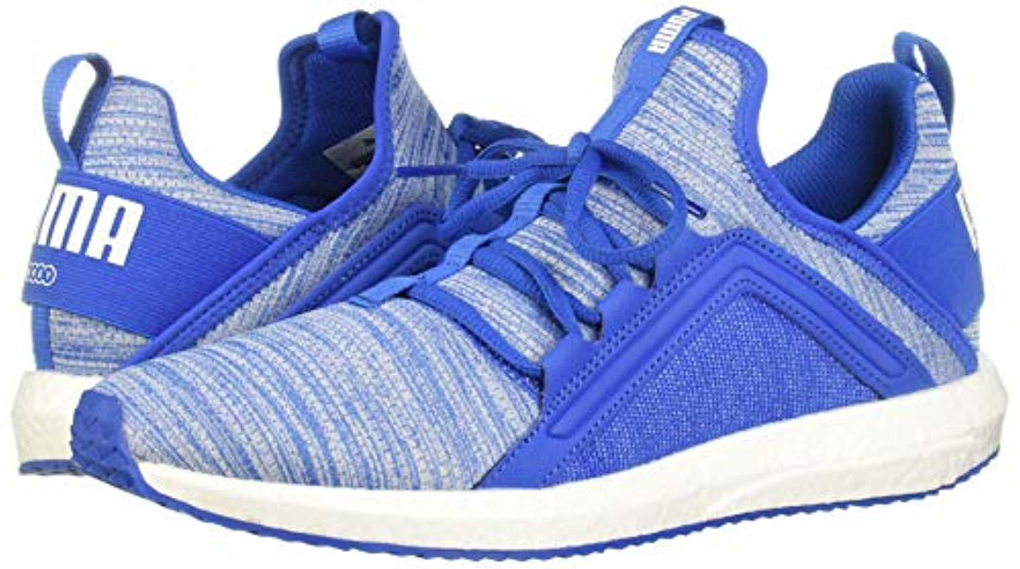 PUMA Rubber Mega Nrgy Knit Sneaker in