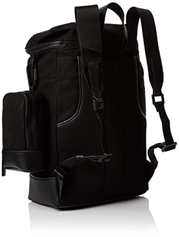 57a40befd758d Calvin Klein Modern Bound Fashion Backpack,  s Black, 20x53x35 Cm (b X H T)  in Black for Men - Lyst