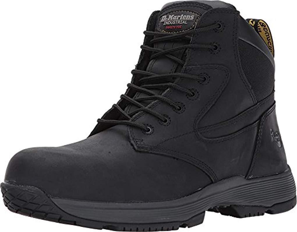 blackhiker 2g safety boot